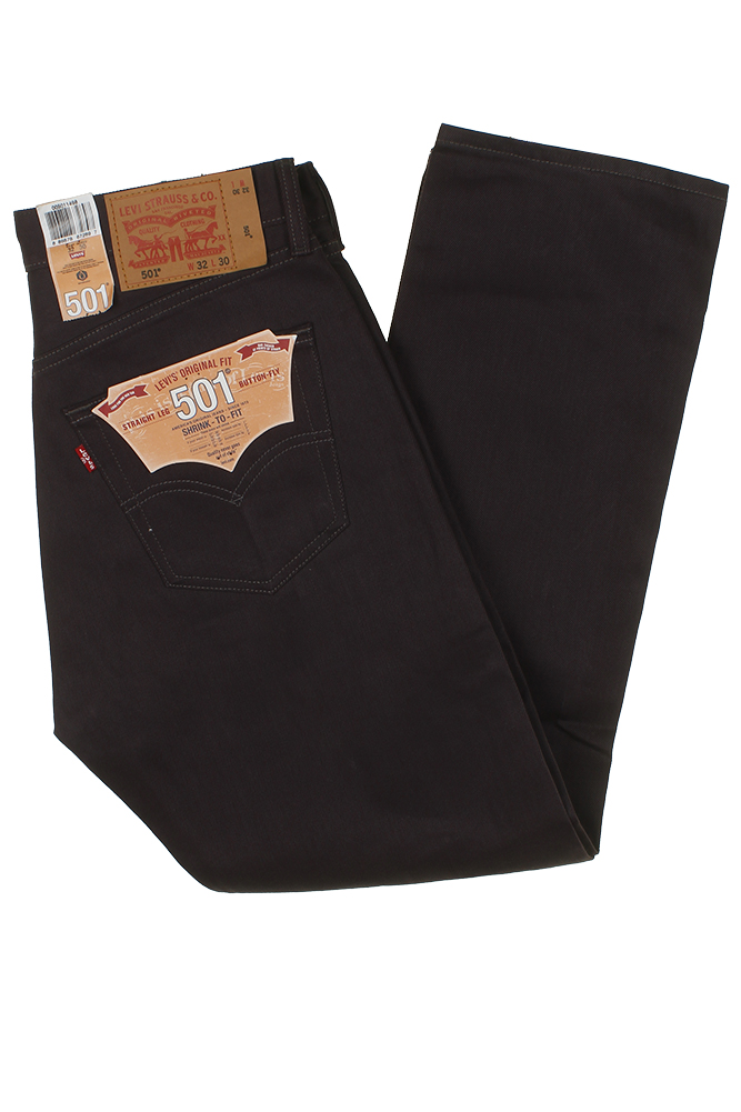 Levi-039-s-Men-039-s-501-Original-Shrink-to-Fit-Button-Fly-Jeans thumbnail 10