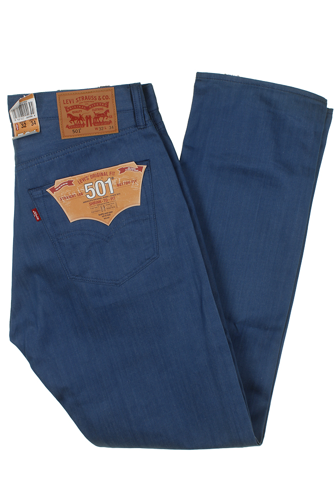 Levi-039-s-Men-039-s-501-Original-Shrink-to-Fit-Button-Fly-Jeans thumbnail 22