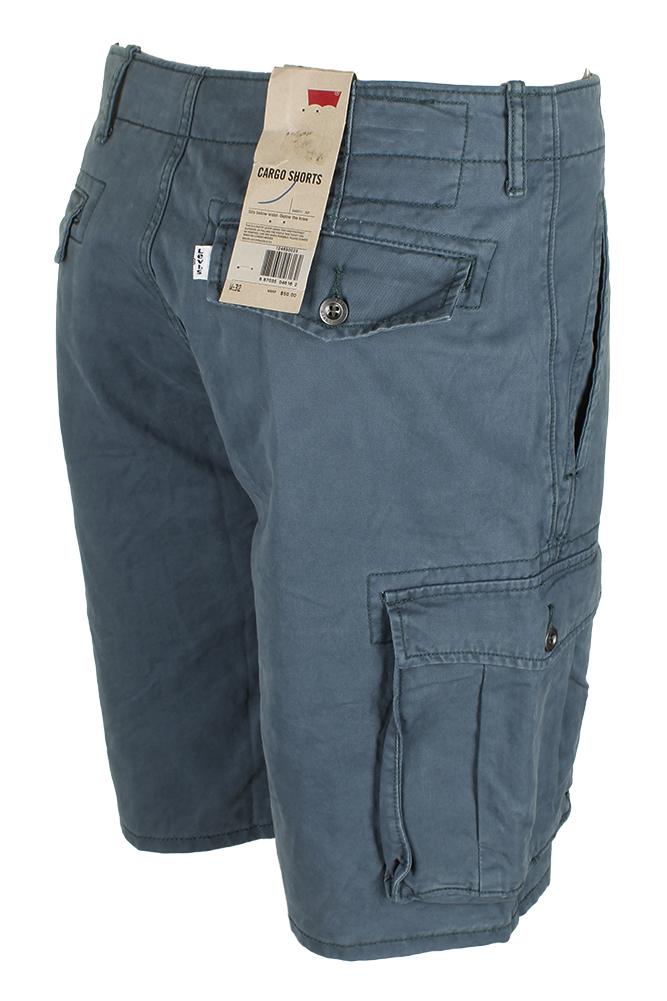 Levis-Men-039-s-Below-the-knee-Cargo-Shorts thumbnail 6