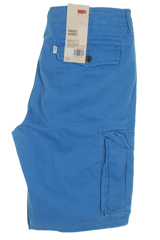 Levis-Men-039-s-Relaxed-fit-Below-the-knee-Cargo-I-Shorts thumbnail 10