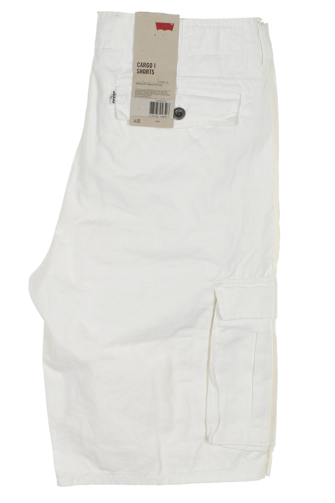 Levis-Men-039-s-Relaxed-fit-Below-the-knee-Cargo-I-Shorts thumbnail 25