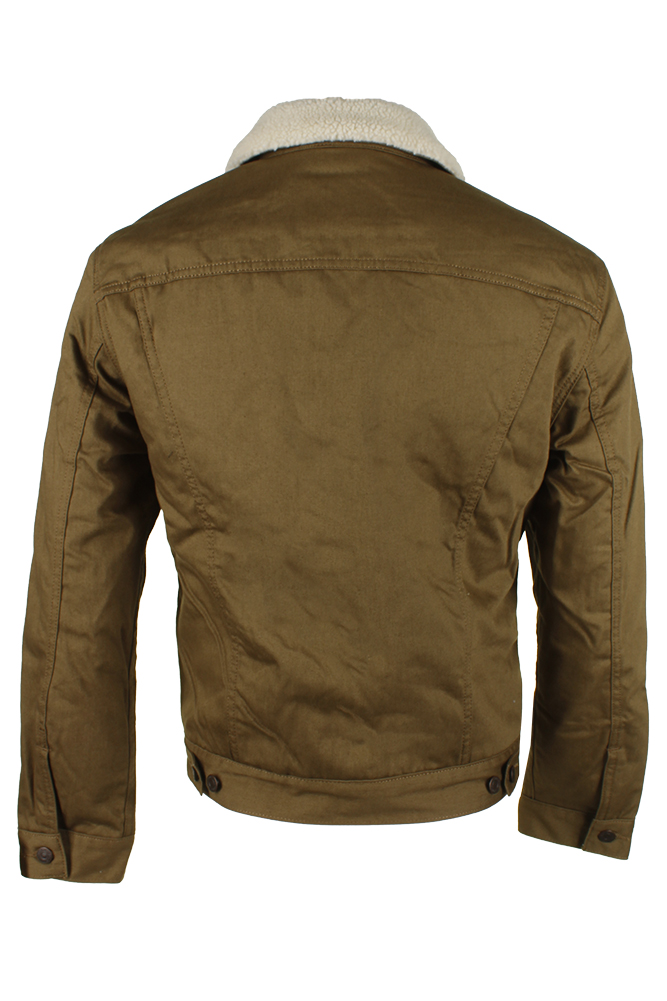 Levi-039-s-Men-039-s-Sherpa-Lined-Trucker-Jacket thumbnail 19