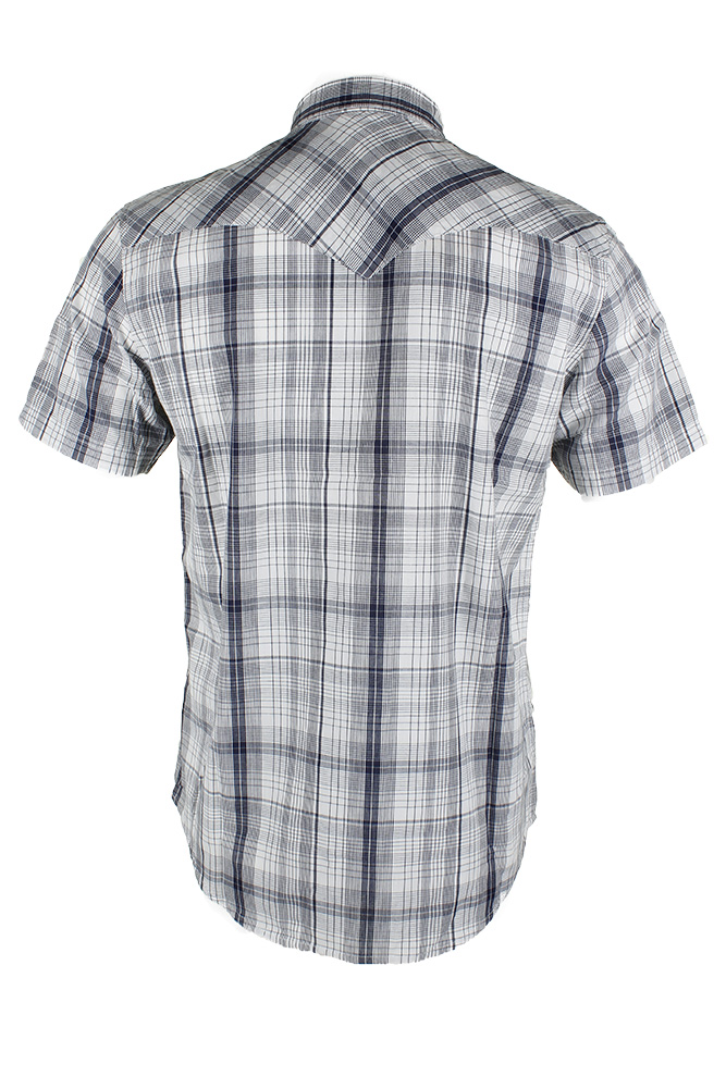 Levi-039-s-Men-039-s-Short-Sleeve-Snap-Front-Shirt thumbnail 39