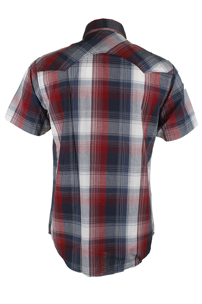 Levi-039-s-Men-039-s-Short-Sleeve-Snap-Front-Shirt thumbnail 15