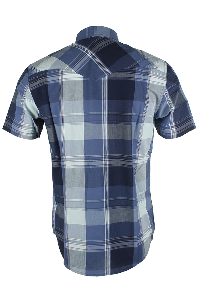 Levi-039-s-Men-039-s-Short-Sleeve-Snap-Front-Shirt thumbnail 21