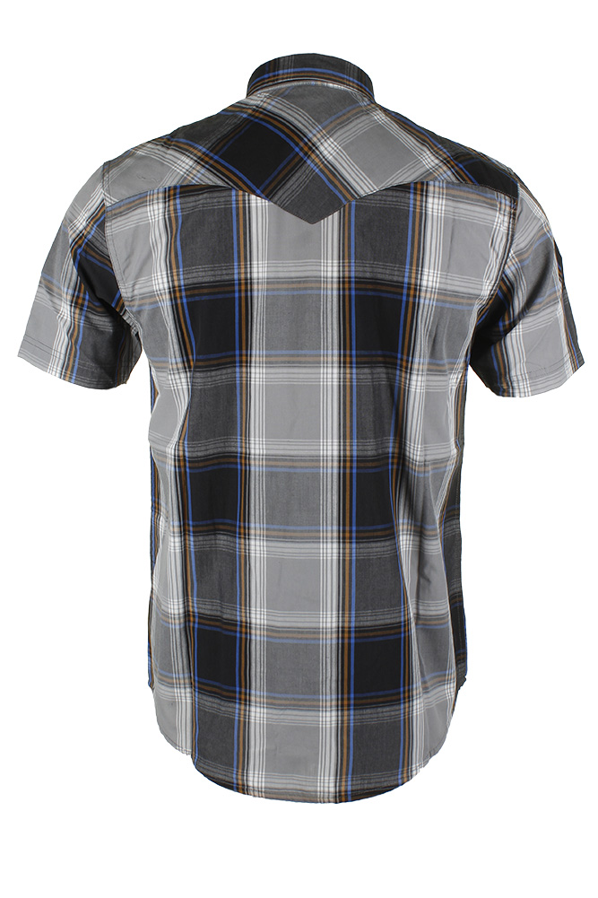 Levi-039-s-Men-039-s-Short-Sleeve-Snap-Front-Shirt thumbnail 30