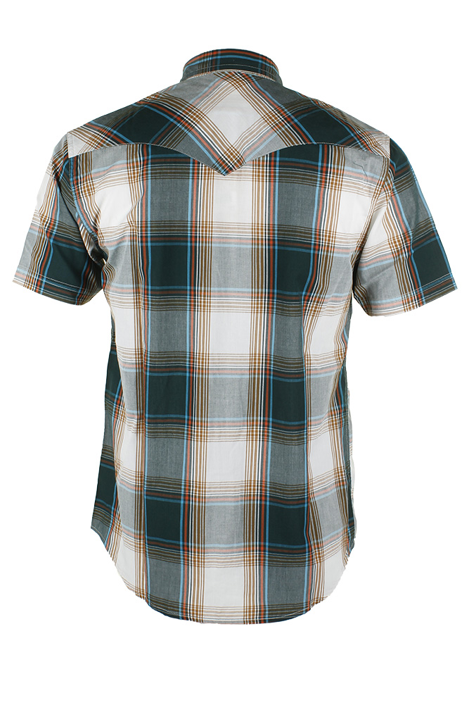 Levi-039-s-Men-039-s-Short-Sleeve-Snap-Front-Shirt thumbnail 27