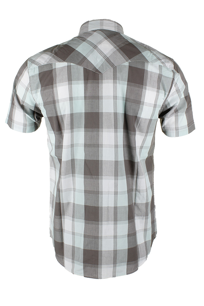 Levi-039-s-Men-039-s-Short-Sleeve-Snap-Front-Shirt thumbnail 33