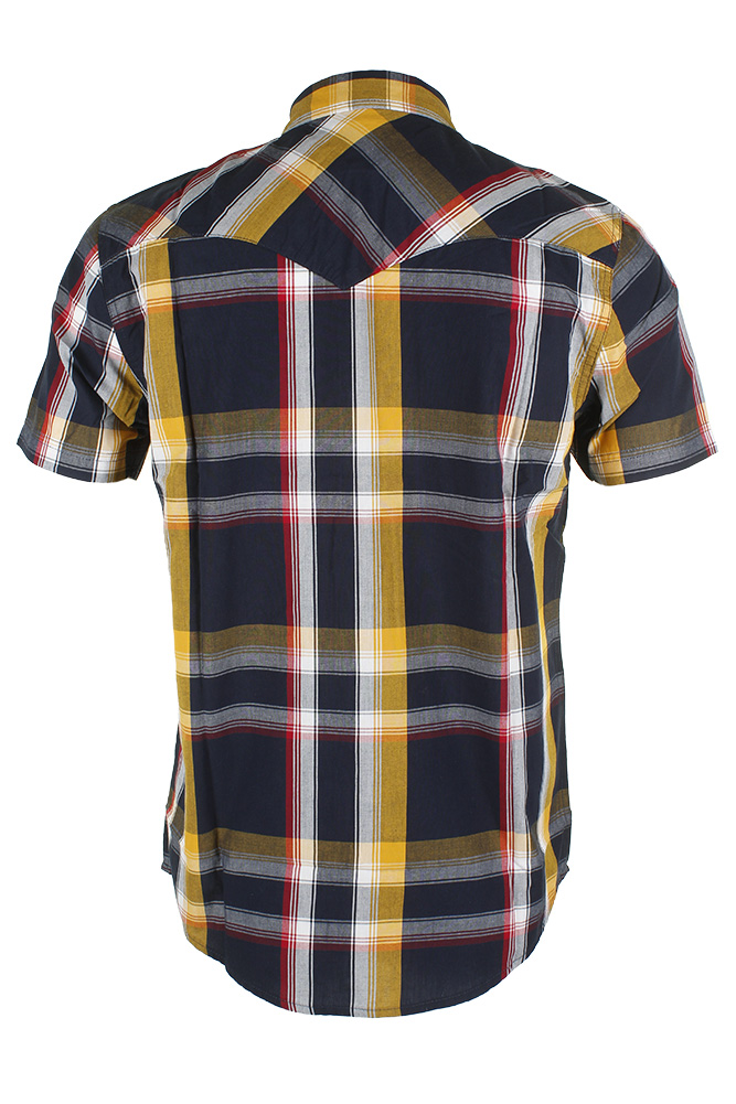 Levi-039-s-Men-039-s-Short-Sleeve-Snap-Front-Shirt thumbnail 36