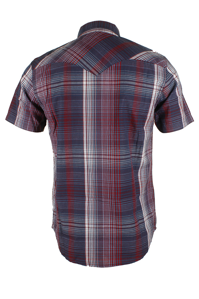 Levi-039-s-Men-039-s-Short-Sleeve-Snap-Front-Shirt thumbnail 42