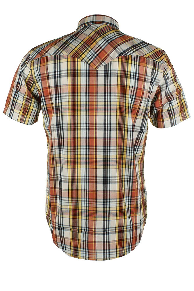 Levi-039-s-Men-039-s-Short-Sleeve-Snap-Front-Shirt thumbnail 54
