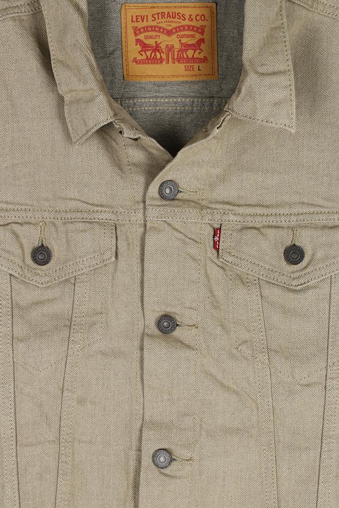 Levi-039-s-Men-039-s-Regular-Fit-Button-Up-Cut-Off-Trucker-Vest thumbnail 5