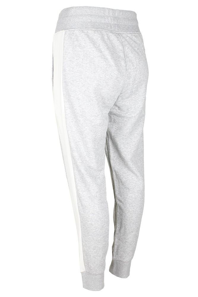 Puma-Ladies-French-Terry-Ribbed-Cuff-Fleece-Jogger-Pants thumbnail 6