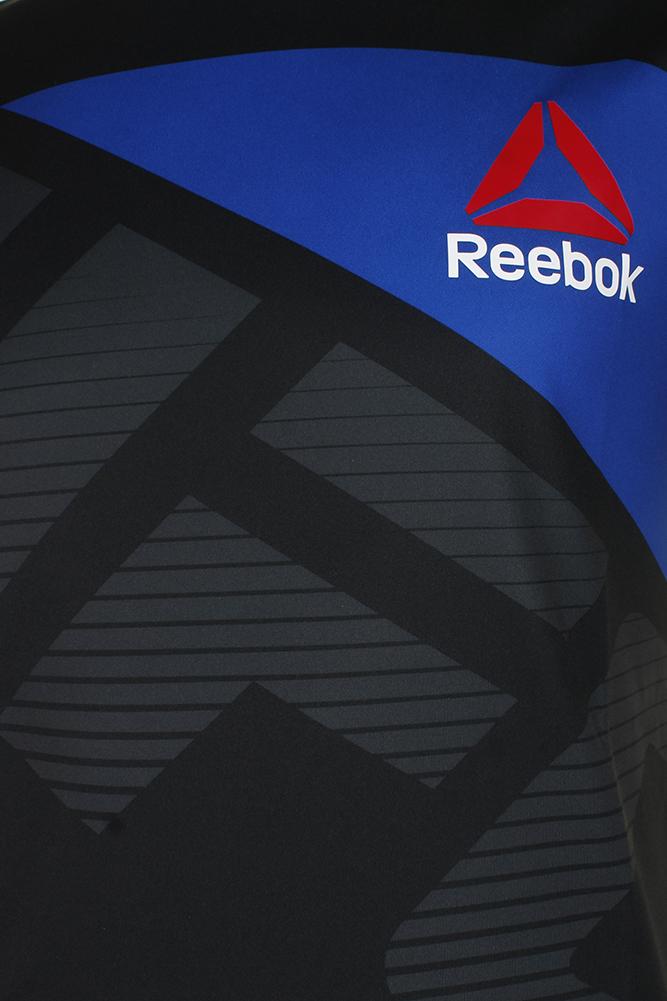Reebok-Men-039-s-UFC-Official-Fighter-Jersey-Shirt thumbnail 4