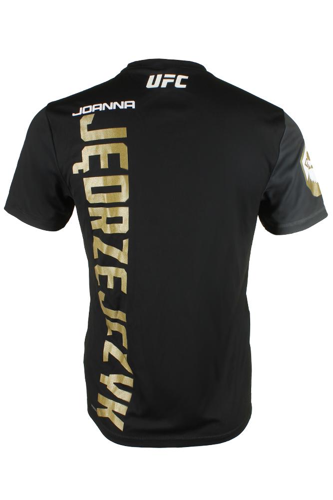 Reebok-Men-039-s-UFC-Official-Fighter-Jersey-Shirt thumbnail 6