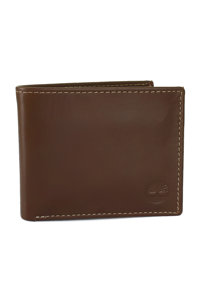 Timberland-Men-039-s-Genuine-Leather-Passcase-Wallet thumbnail 6