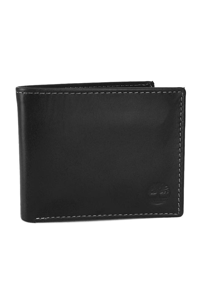 Timberland-Men-039-s-Genuine-Leather-Passcase-Wallet thumbnail 3