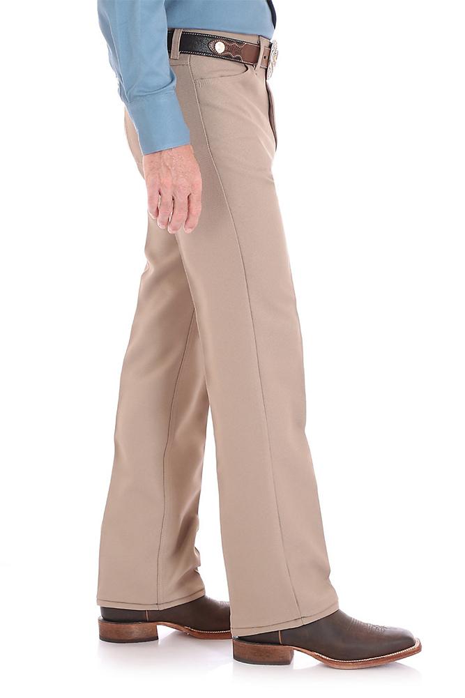 Wrangler Men S Wrancher Stretch Boot Dress Jeans Ebay