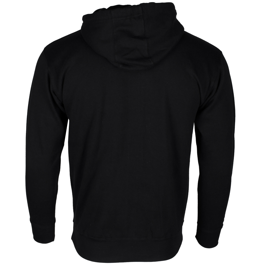 Adidas-Men-039-s-Essentials-Logo-Graphic-Pouch-Pocket-Pullover-Hoodie thumbnail 3