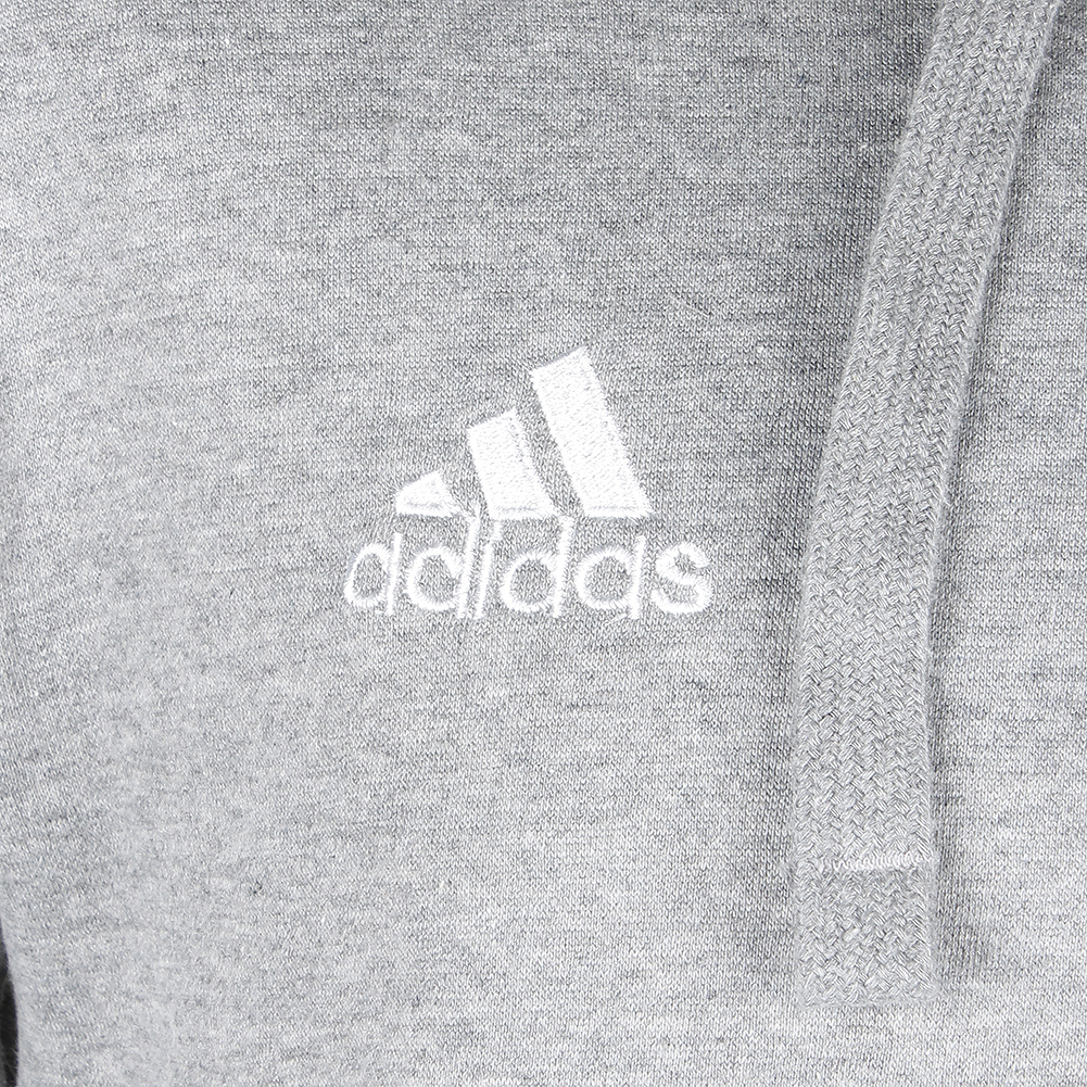 Adidas-Men-039-s-Essentials-Logo-Graphic-Pouch-Pocket-Pullover-Hoodie thumbnail 7
