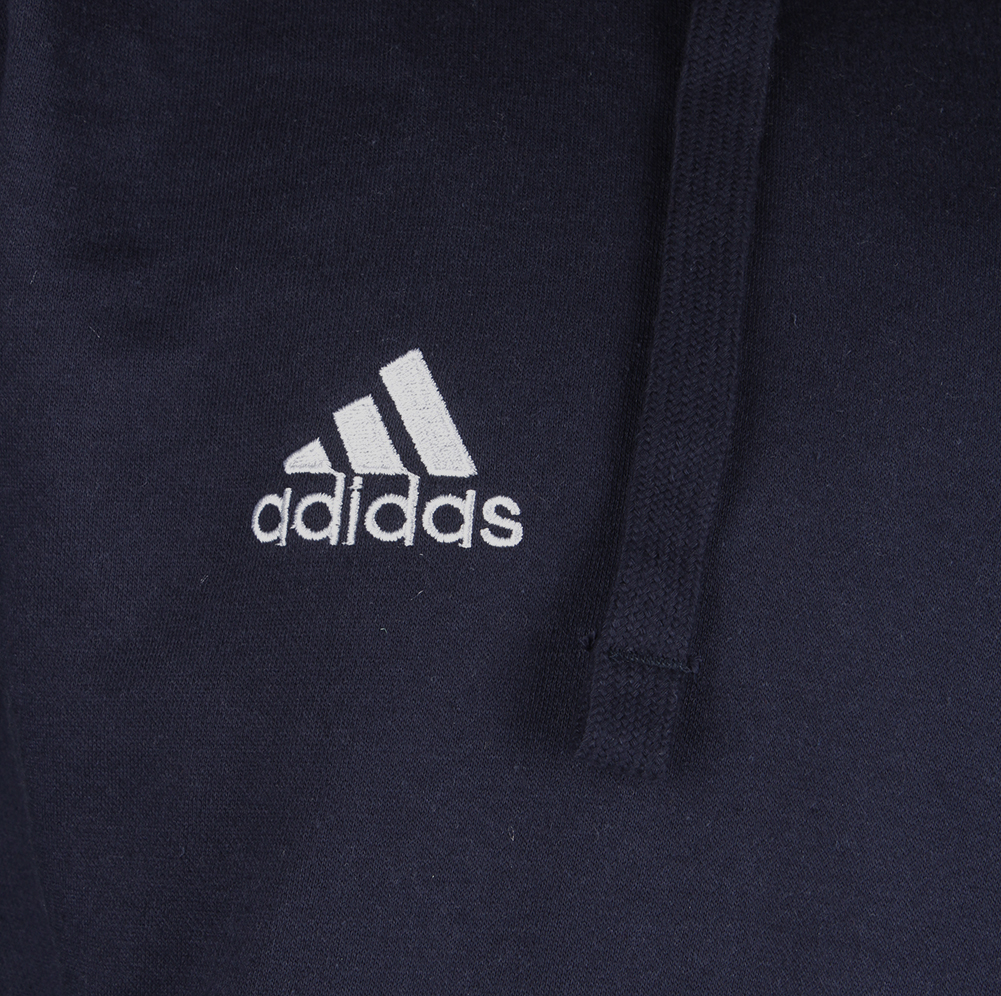 Adidas-Men-039-s-Essentials-Logo-Graphic-Pouch-Pocket-Pullover-Hoodie thumbnail 10