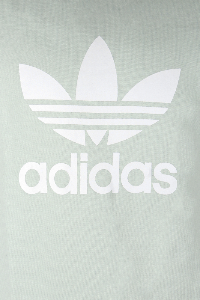Adidas-Men-039-s-Trefoil-Logo-Graphic-Raglan-Sleeve-Sweatshirt thumbnail 10