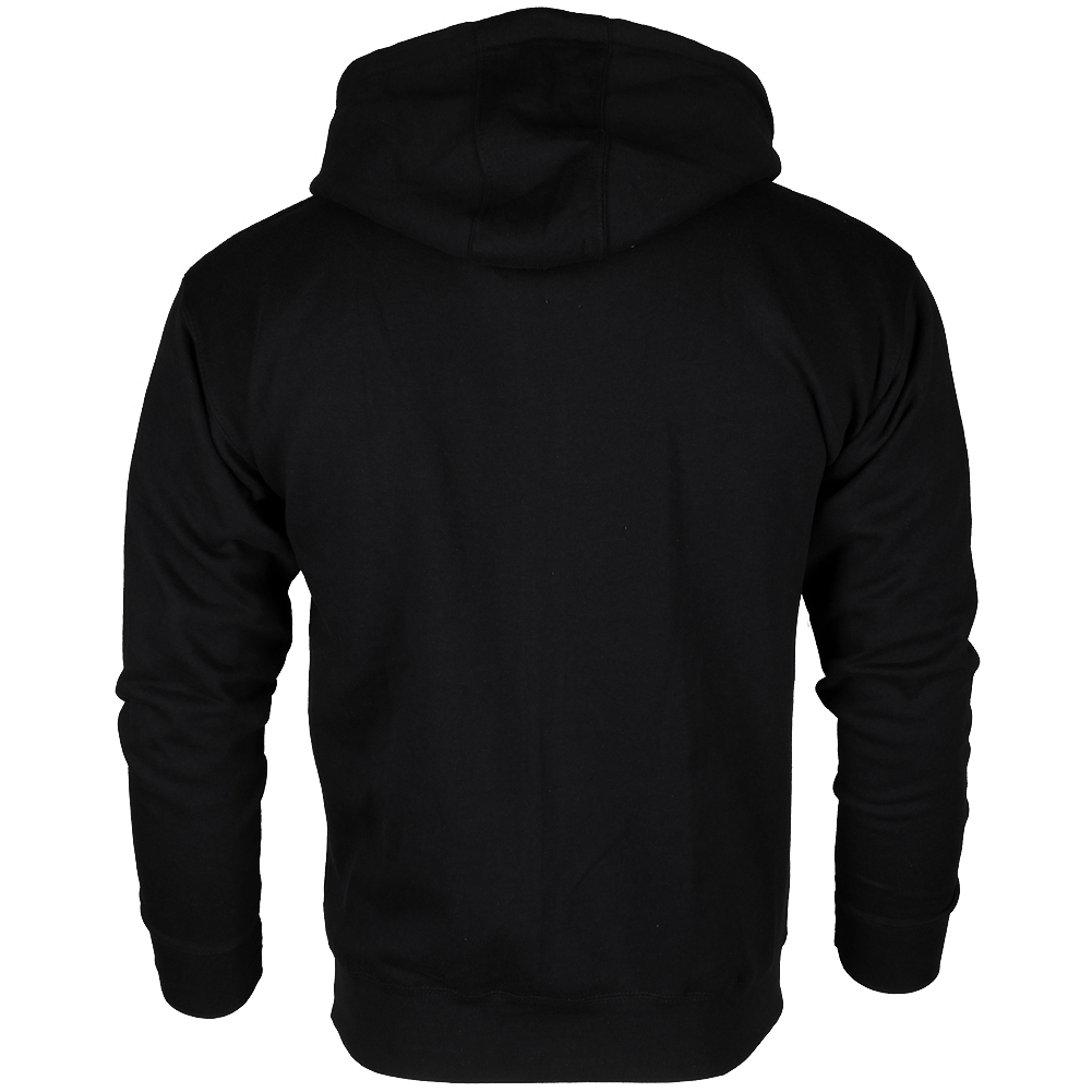 Nike-Men-039-s-Long-Sleeve-Embroidered-Swoosh-Fleece-Pullover-Hoodie thumbnail 3