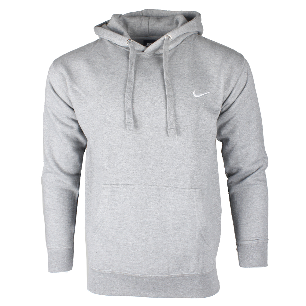 thumbnail 5 - Nike Men's Athletic Wear Embroidered Swoosh Fleece Gym Active Pullover Hoodie