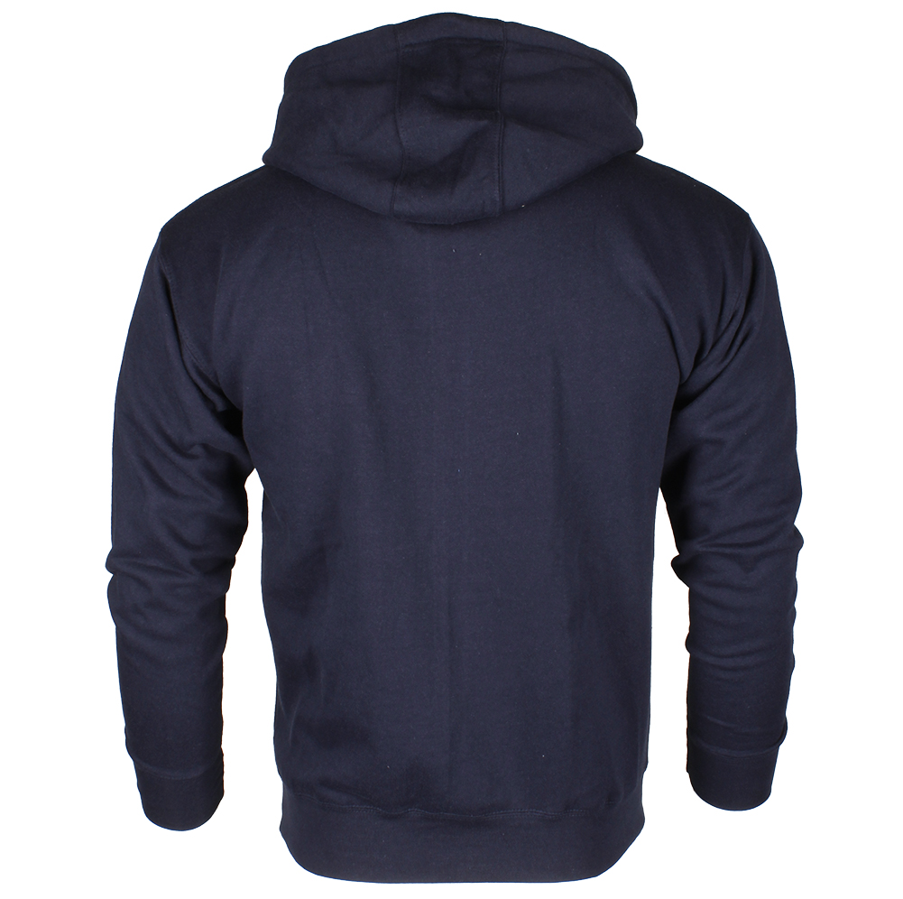 Nike-Men-039-s-Long-Sleeve-Embroidered-Swoosh-Fleece-Pullover-Hoodie thumbnail 9