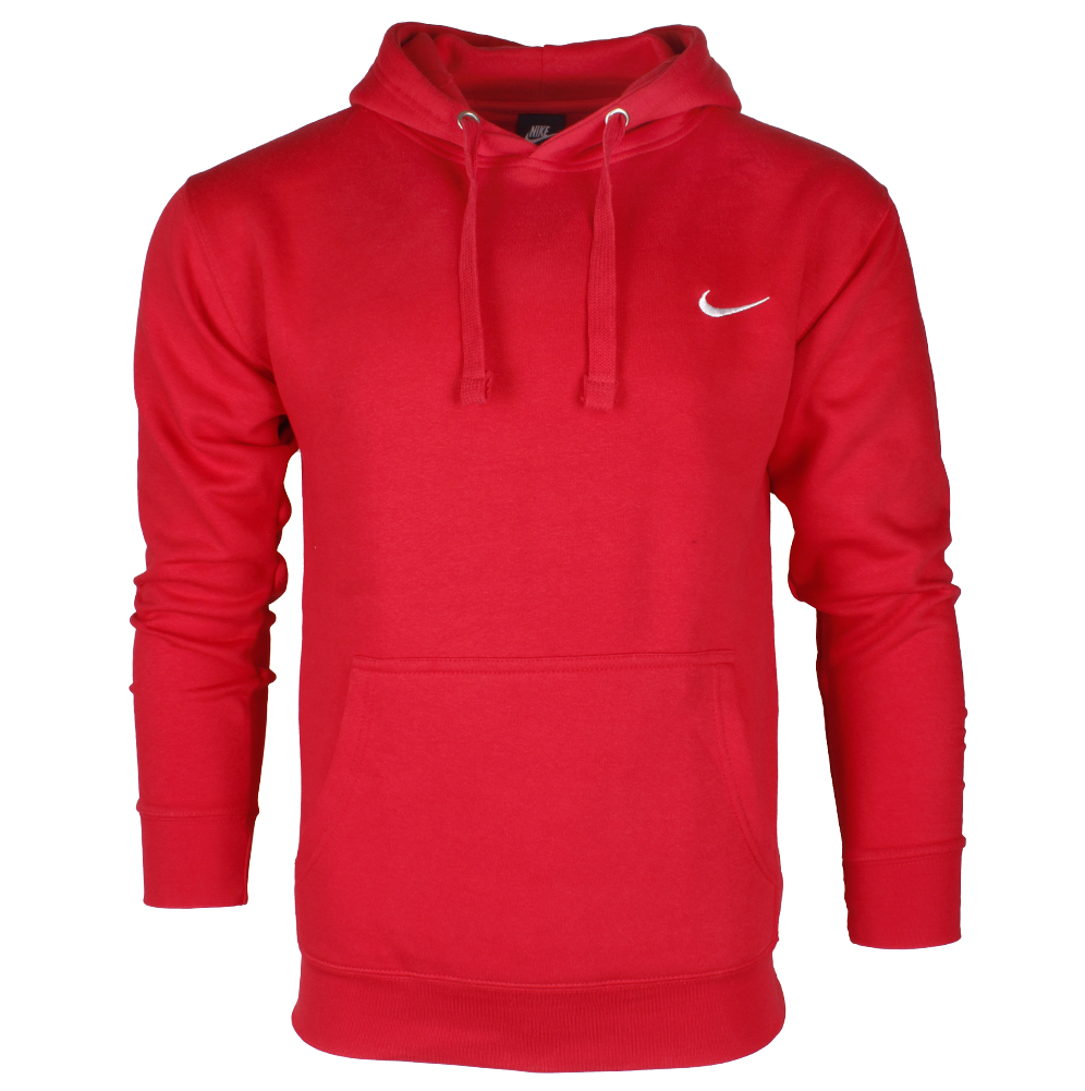 thumbnail 11 - Nike Men's Athletic Wear Embroidered Swoosh Fleece Gym Active Pullover Hoodie