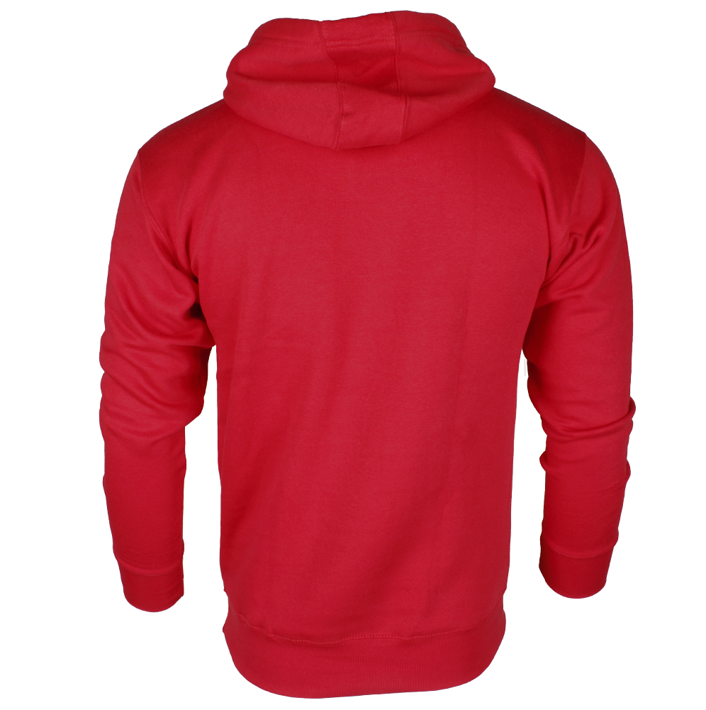 Nike-Men-039-s-Long-Sleeve-Embroidered-Swoosh-Fleece-Pullover-Hoodie thumbnail 12