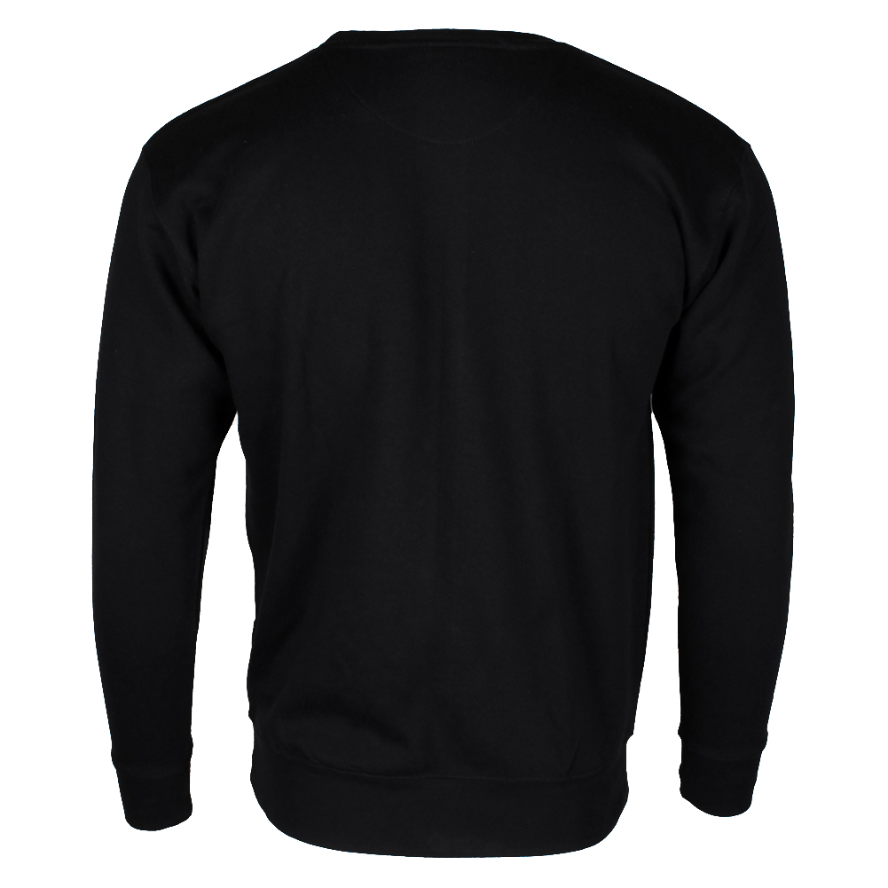 Nike-Men-039-s-Long-Sleeve-Embroidered-Logo-Club-Crew-Neck-Sweatshirt thumbnail 3