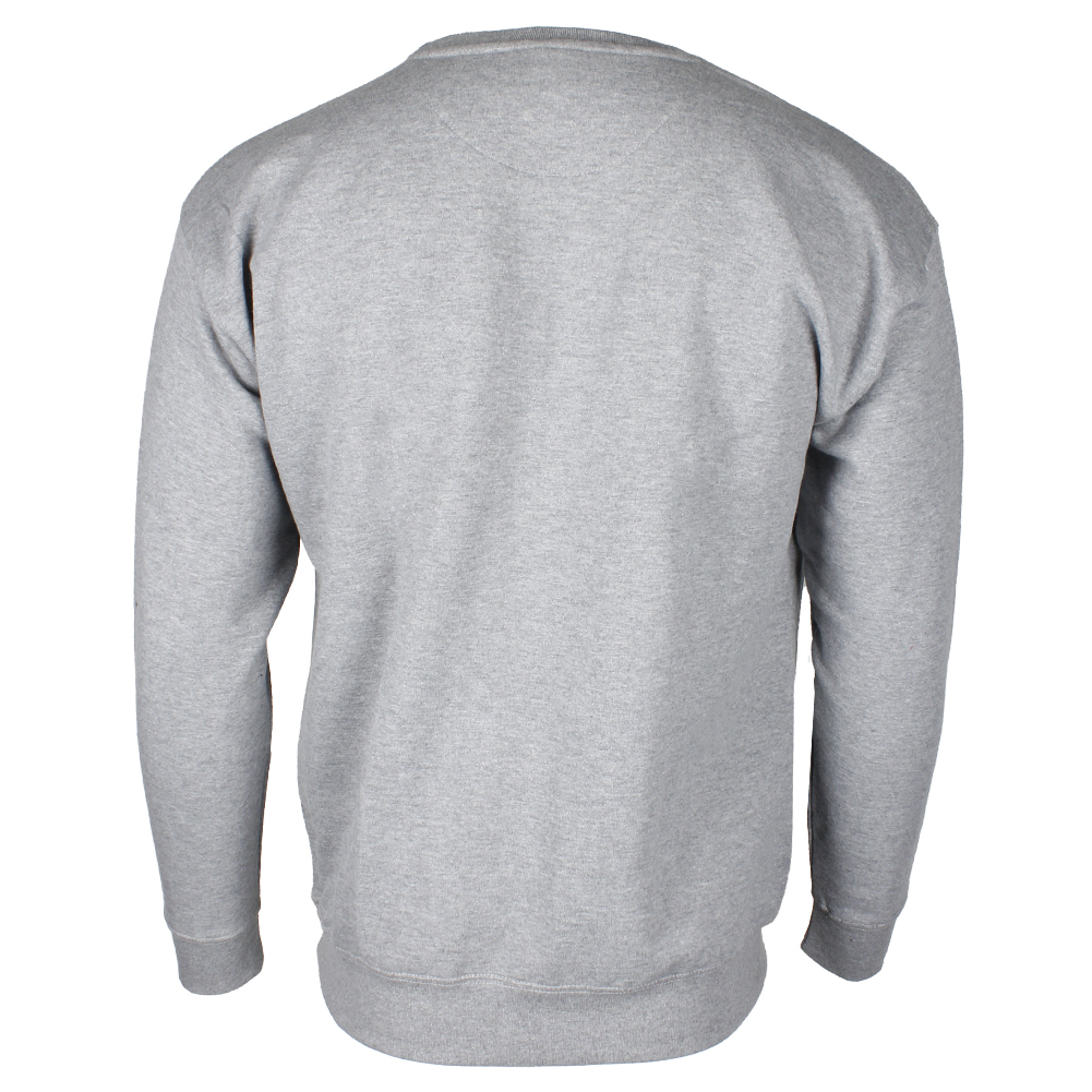 Nike-Men-039-s-Long-Sleeve-Embroidered-Logo-Club-Crew-Neck-Sweatshirt thumbnail 6