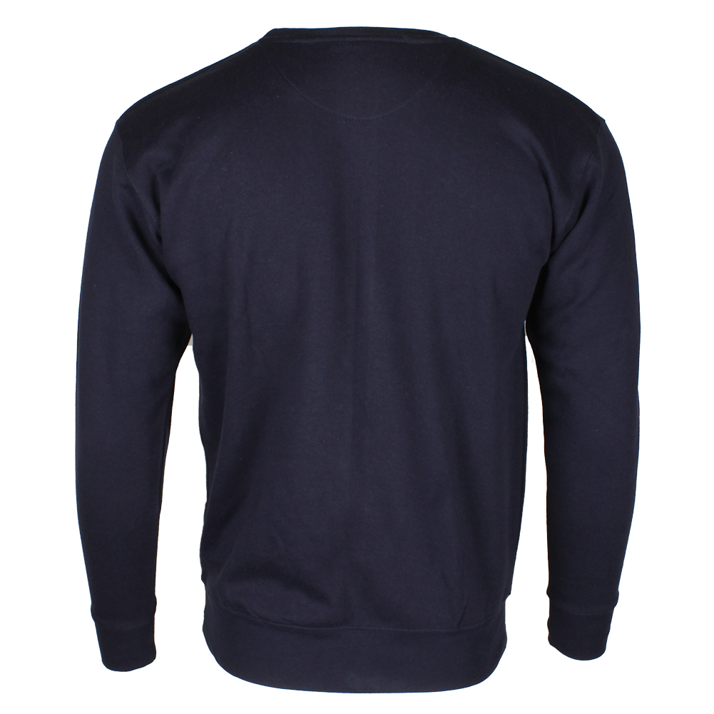 Nike-Men-039-s-Long-Sleeve-Embroidered-Logo-Club-Crew-Neck-Sweatshirt thumbnail 9
