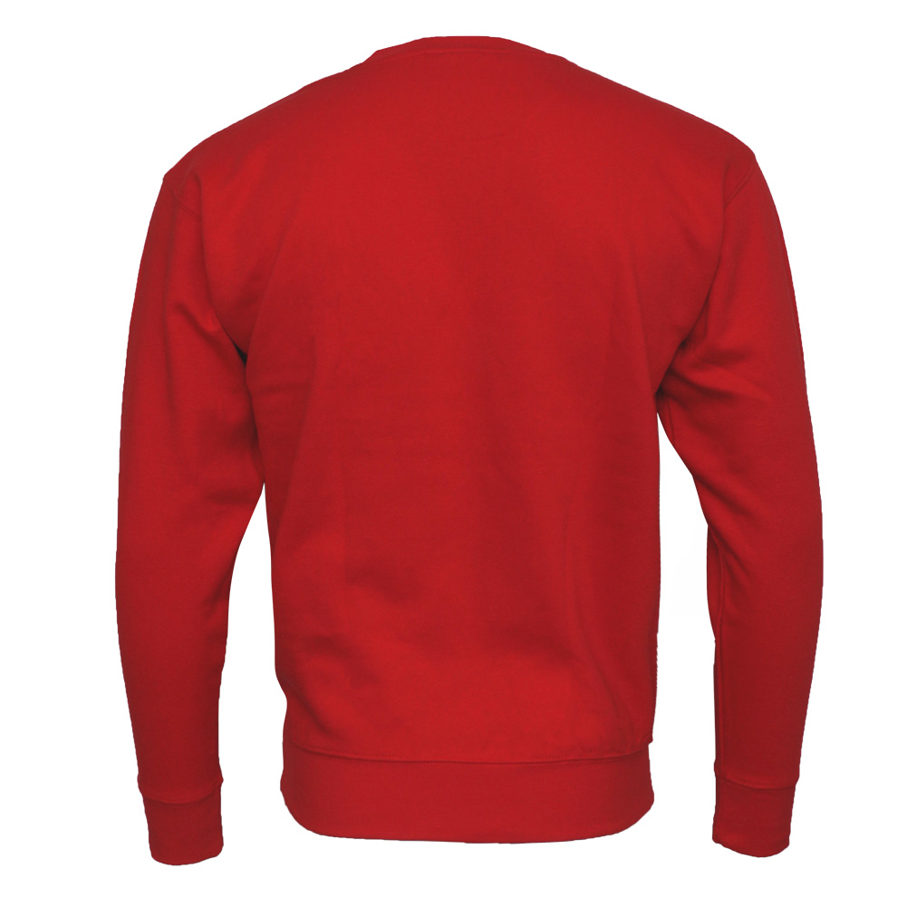 Nike-Men-039-s-Athletic-Wear-Embroidered-Logo-Club-Crew-Neck-Gym-Active-Sweatshirt thumbnail 12