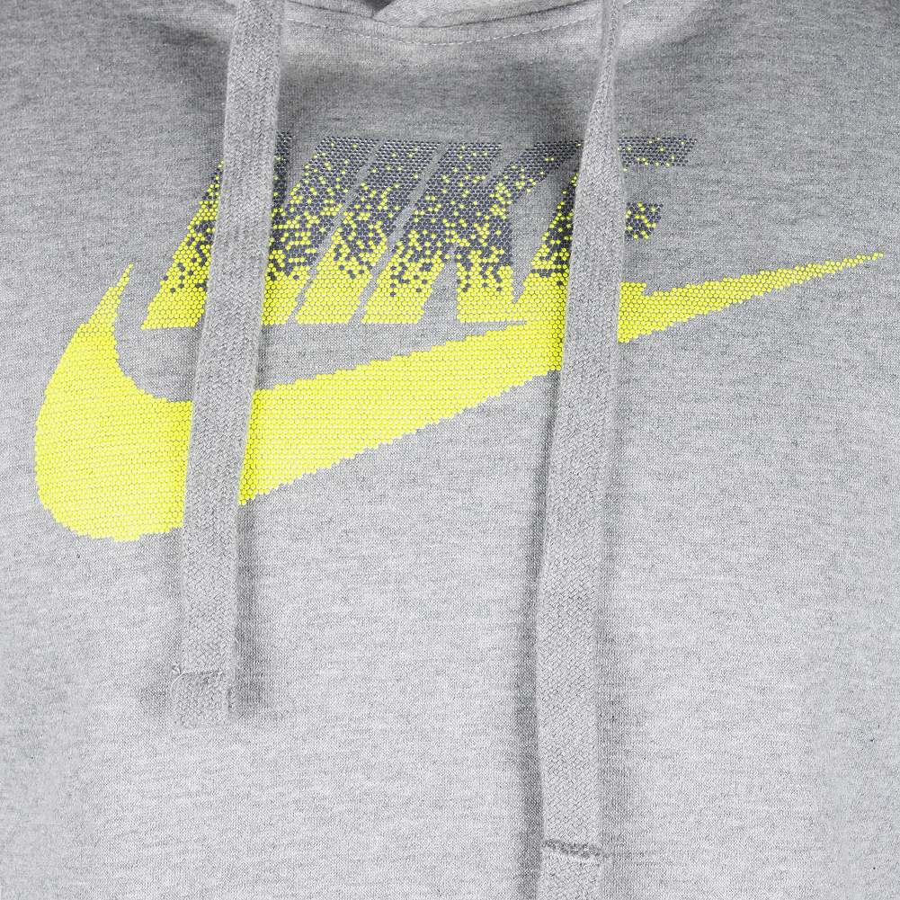 Nike-Men-039-s-Long-Sleeve-Athletic-Wear-Futura-Graphic-Logo-Active-Pullover-Hoodie thumbnail 7