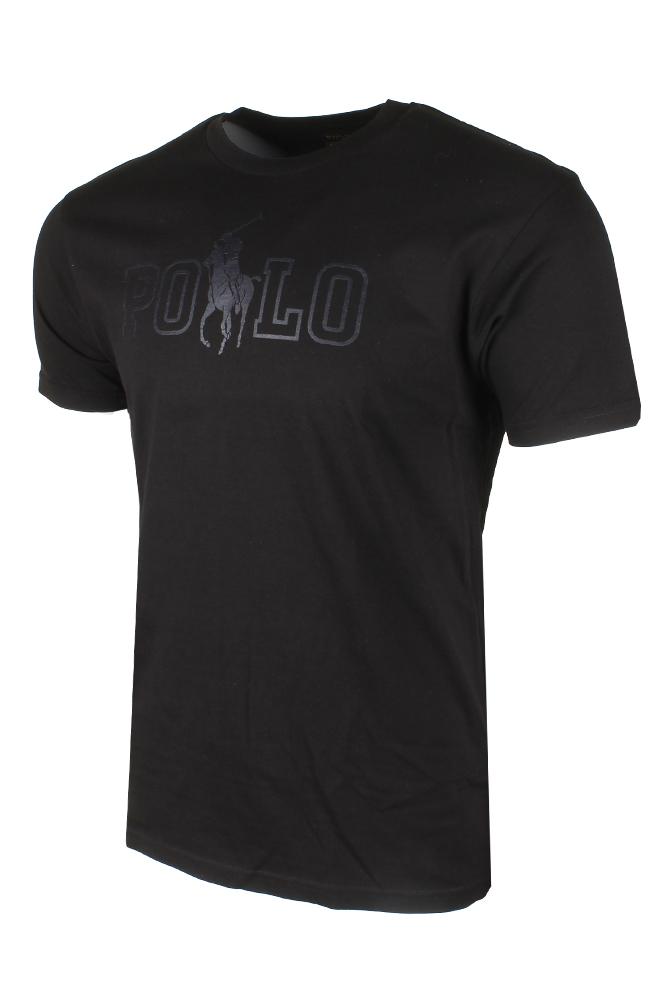 Polo-Ralph-Lauren-Men-039-s-Athletic-Wear-Short-Jockey-Graphic-Gym-Workout-T-Shirt thumbnail 3