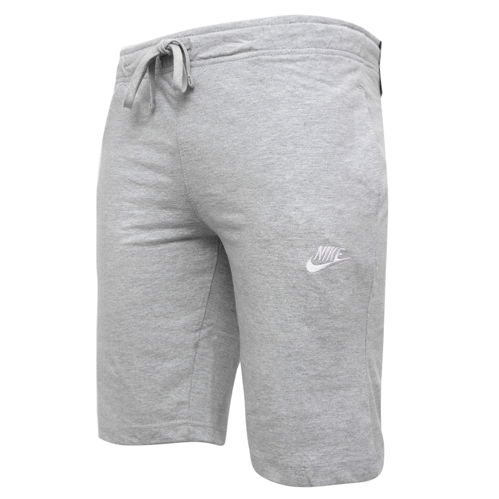 Nike-Men-039-s-Sport-Shorts-Cotton-Standard-Fit-with-Pockets-and-Drawstring thumbnail 6