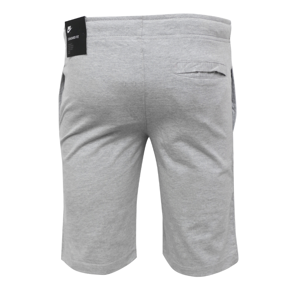 Nike-Men-039-s-Sport-Shorts-Cotton-Standard-Fit-with-Pockets-and-Drawstring thumbnail 7