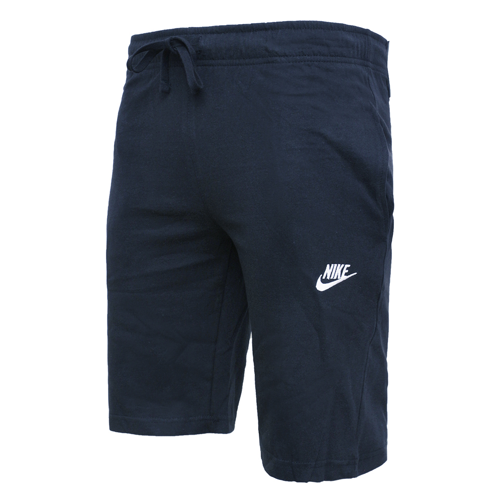 Nike-Men-039-s-Sport-Shorts-Cotton-Standard-Fit-with-Pockets-and-Drawstring thumbnail 9