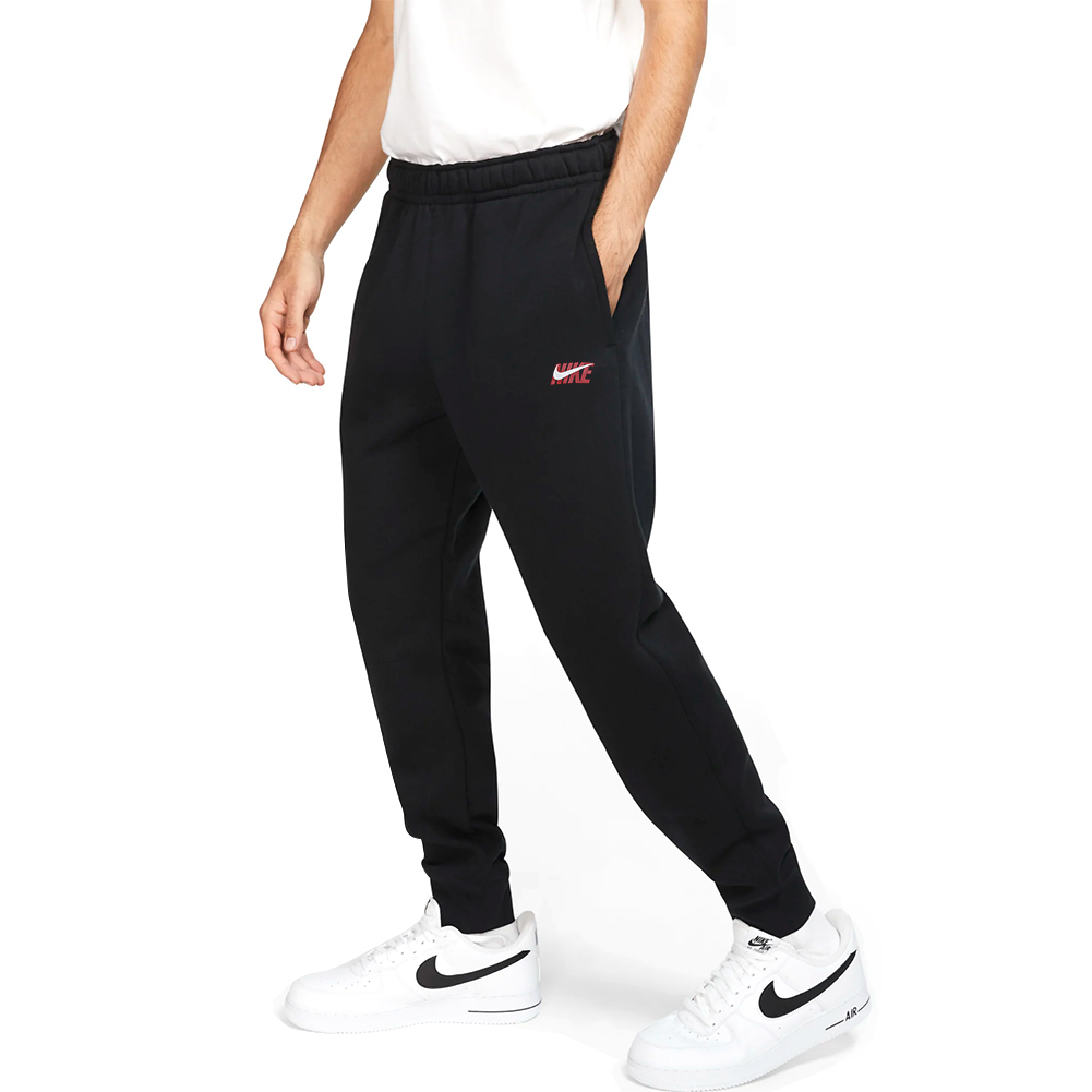 Nike-Men-039-s-Pullover-Fleece-Hoodie-and-Sweatpants-Complete-2-PC-Jogger-Sweatsuit thumbnail 5