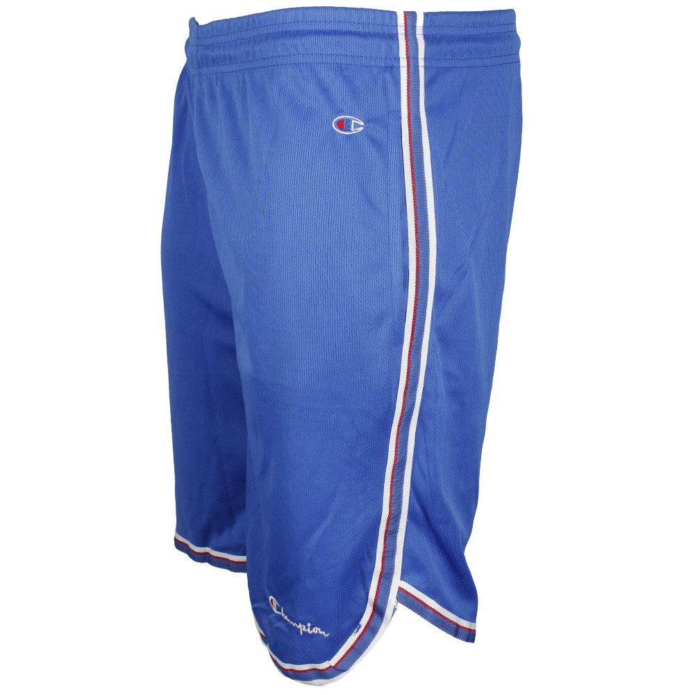 Champion-Men-039-s-Athletic-Mesh-Pocket-Striped-Gym-Basketball-Shorts-9-034 thumbnail 14