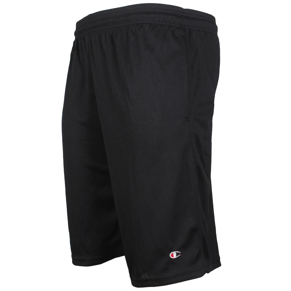 Champion-Men-039-s-Athletic-Mesh-Pocket-Gym-Basketball-Shorts-9-034-Inseam thumbnail 4