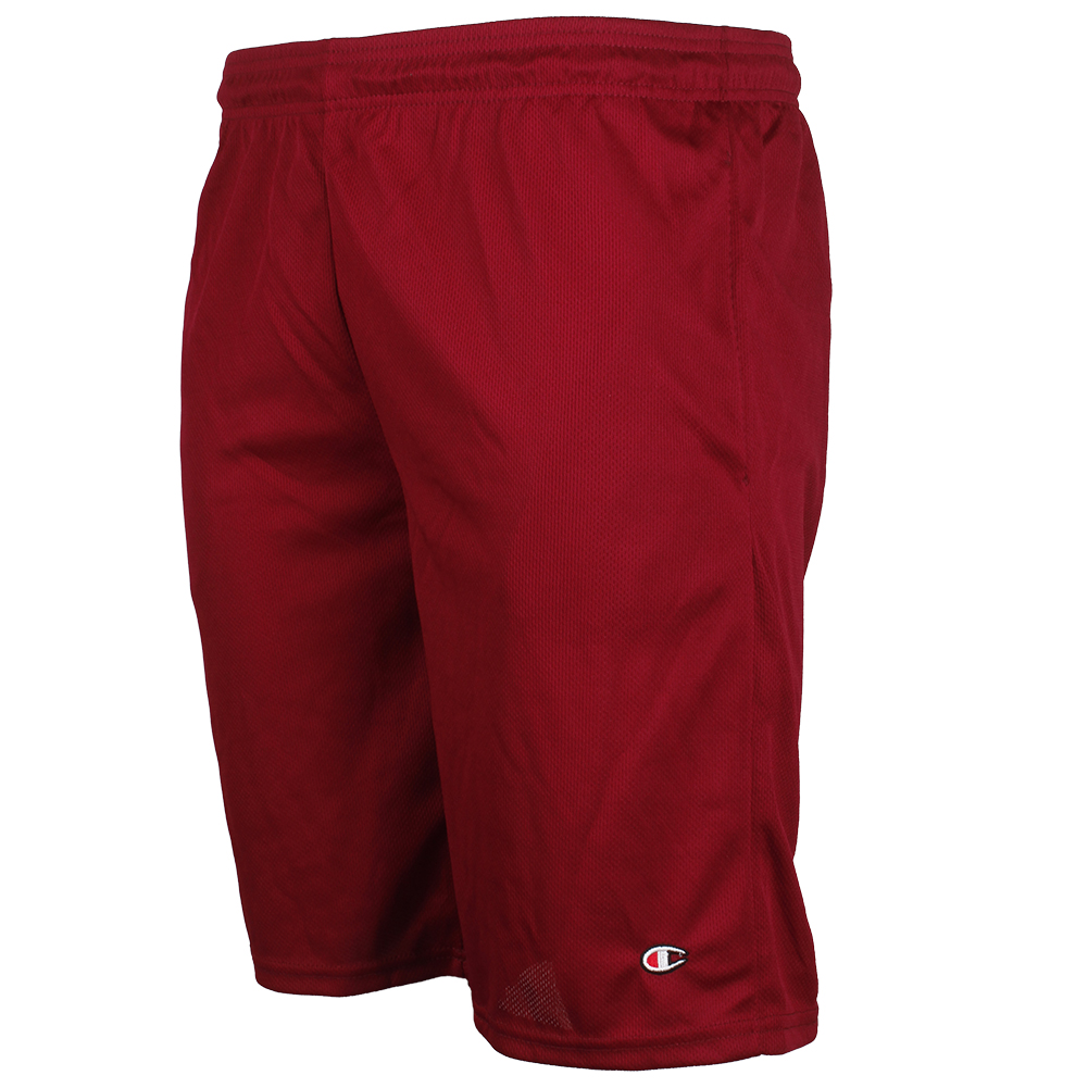 Champion-Men-039-s-Athletic-Mesh-Pocket-Gym-Basketball-Shorts-9-034-Inseam thumbnail 7