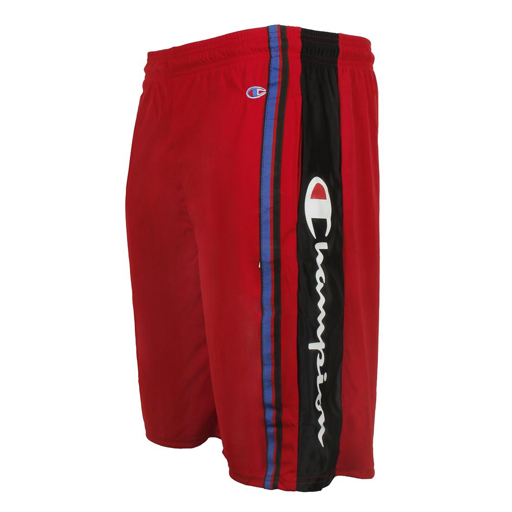 Champion-Men-039-s-Script-Logo-Athletic-Basketball-Gym-Shorts thumbnail 13