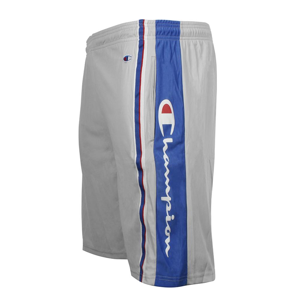 Champion-Men-039-s-Script-Logo-Athletic-Basketball-Gym-Shorts thumbnail 7