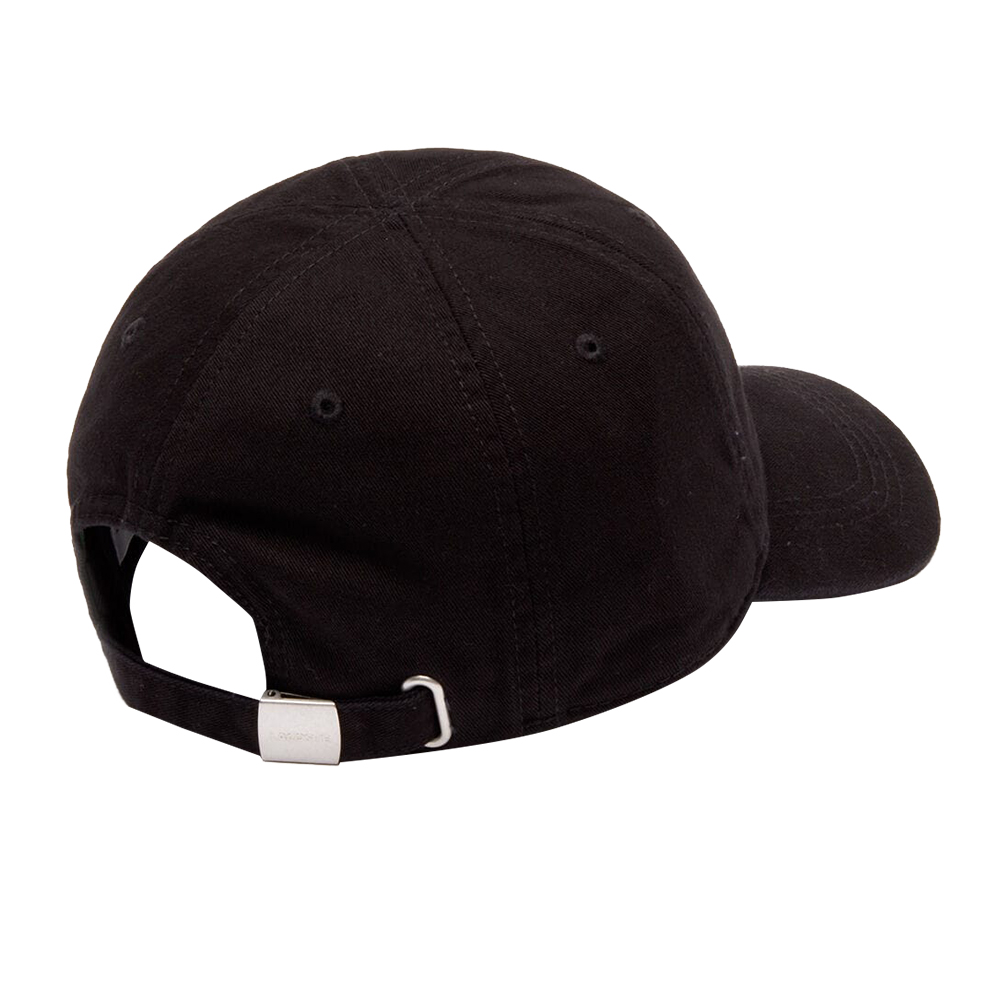 Lacoste-Homme-en-coton-brode-Big-Croc-Logo-Reglable-Chapeau-Bonnet miniature 4
