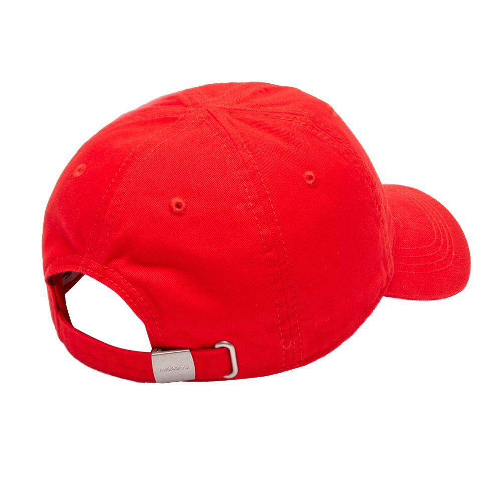 Lacoste-Homme-en-coton-brode-Big-Croc-Logo-Reglable-Chapeau-Bonnet miniature 10