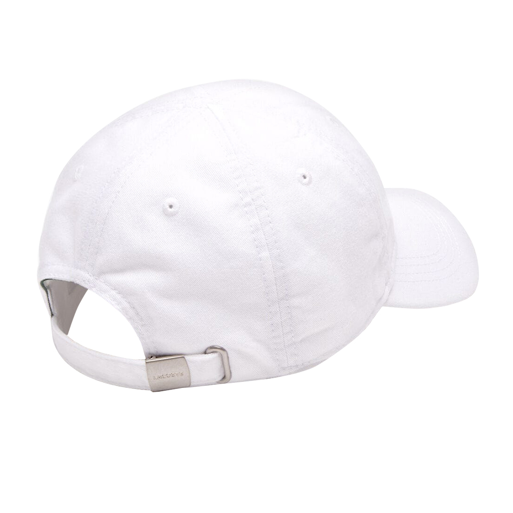 Lacoste-Homme-en-coton-brode-Big-Croc-Logo-Reglable-Chapeau-Bonnet miniature 13