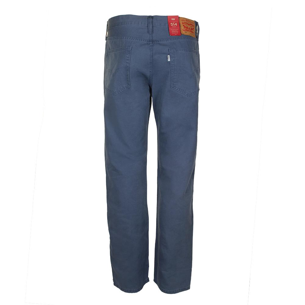 Levis-Men-039-s-514-Regular-Fit-Straight-Leg-Jeans thumbnail 7